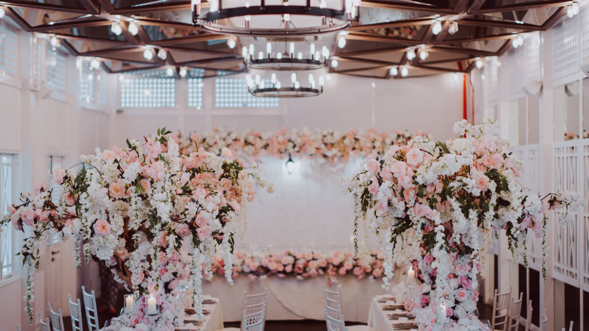 31 NEW WEDDING VENUES IN SINGAPORE FOR THAT PICTURE-PERFECT WEDDING YOU'VE ALWAYS DREAMT OF